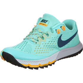 Nike Air Zoom Terra Kiger 4 Running Shoes Women, green/jade